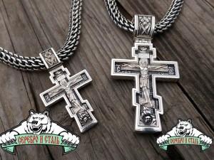 Крест православный. Средний и большой.